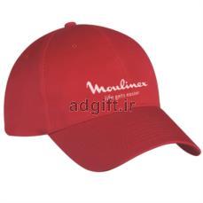 کلاه فلامنت با سوراخ گلدوزی