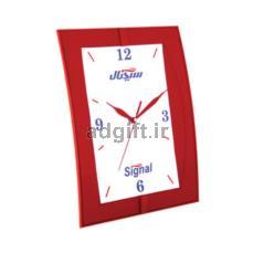 ساعت دیواری شیشه محدب