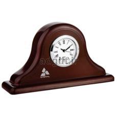 ساعت چوبي روميزي